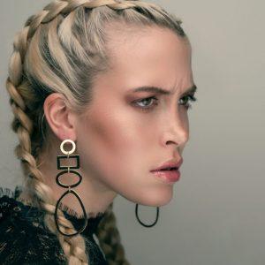 makeup artist sed card shooting beauty fashion
