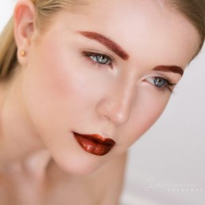 Fotoshooting, creative makeup, beauty makeup, glow, glowing skin, monochromatic makeup, editorial, skin care