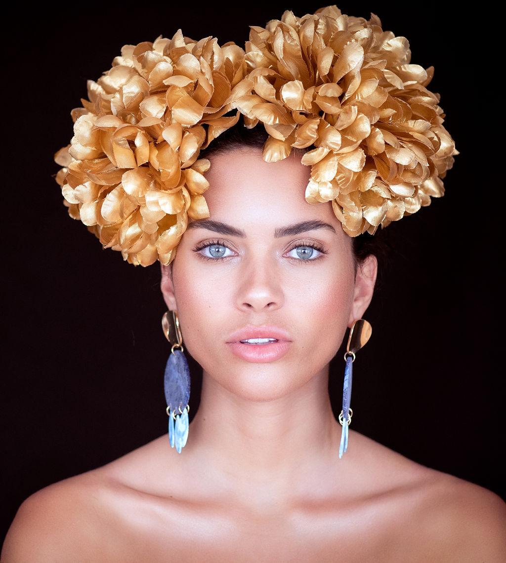 beauty photography makeup artist model closeup