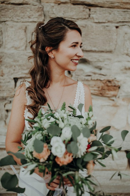 Hochzeit wedding braut bride brautstyling bridal styling