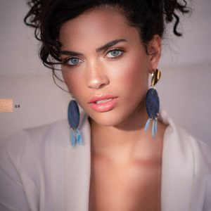 beauty fashion photography makeup artist commercial makeup sed card shooting makeup model agency comp card Visagistin Werbung